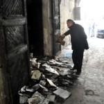 library-fire-lebanon-violence.si